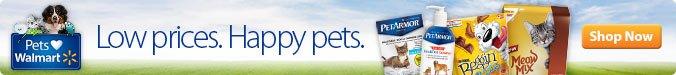 Pets Love Walmart