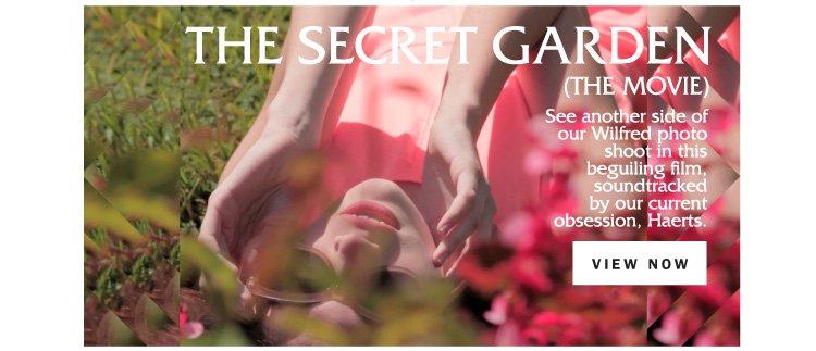 The Secret Garden (The Movie)