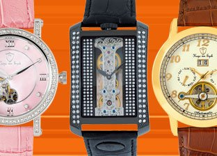 Style Quest Germany: Hugo Von Eyck Watches