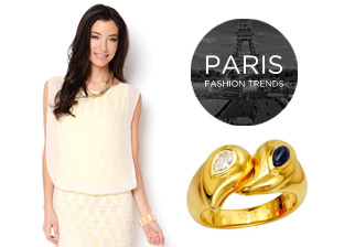 Paris Fashion Trends from $12