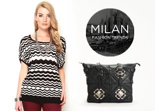 Milan Fashion Trends from $15