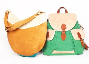 Bags from Barcelona by Beatriz Furest
