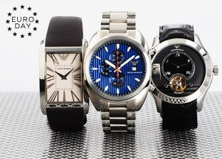 Style Quest Italy: Emporio Armani Watches