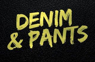 Door Buster Savings: Denim & Pants
