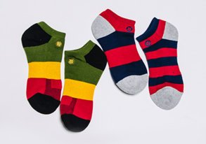 Shop Lazy Sunday Socks & Loungewear