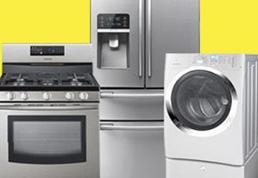 Gift Card With Major Appliance Purchase