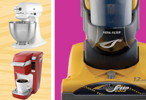 Small Appliances and Floorcare
