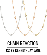 CZ by Kenneth Jay Lane