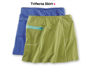 Trifecta Skirt ›