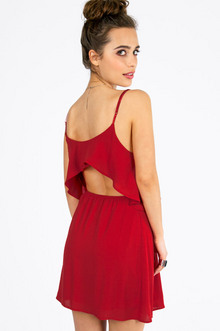 Nancy Sleeveless Dress $33