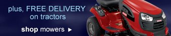 plus, FREE DELIVERY on tractors | shop mowers