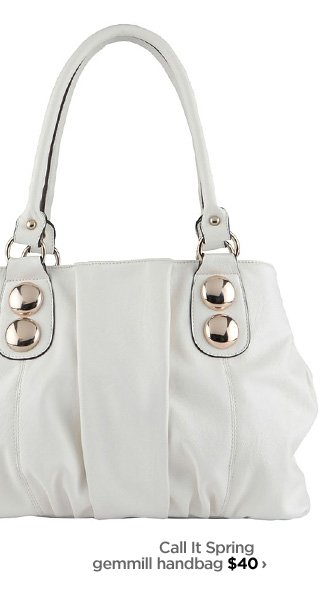 Call It Spring gemmill handbag $40 ›
