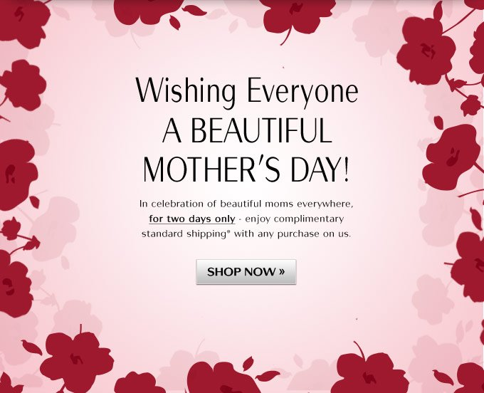 Wishing Everyone a Beautiful Mother's Day!