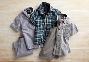 Like Father, Like Son: Styles for Your Mini Me
