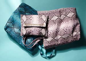 Into the Wild: Bags, Shoes & Scarves