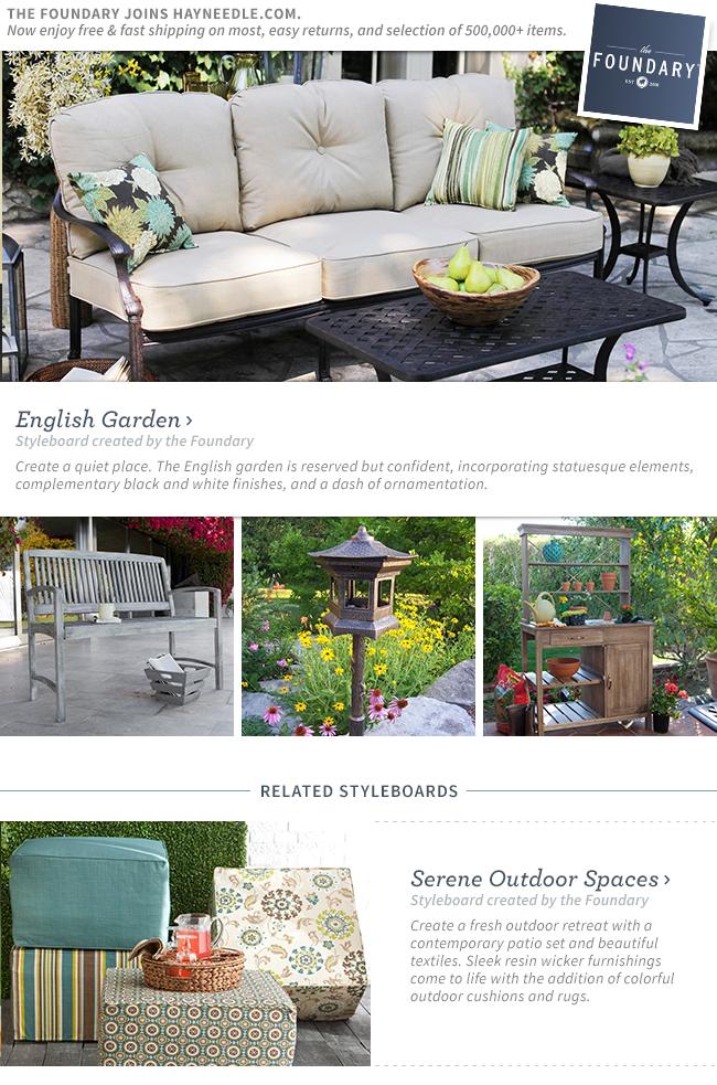 Shop English Garden.