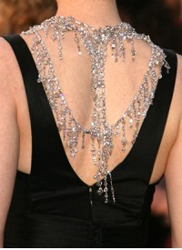 Then and Now: The Best Back Necklaces