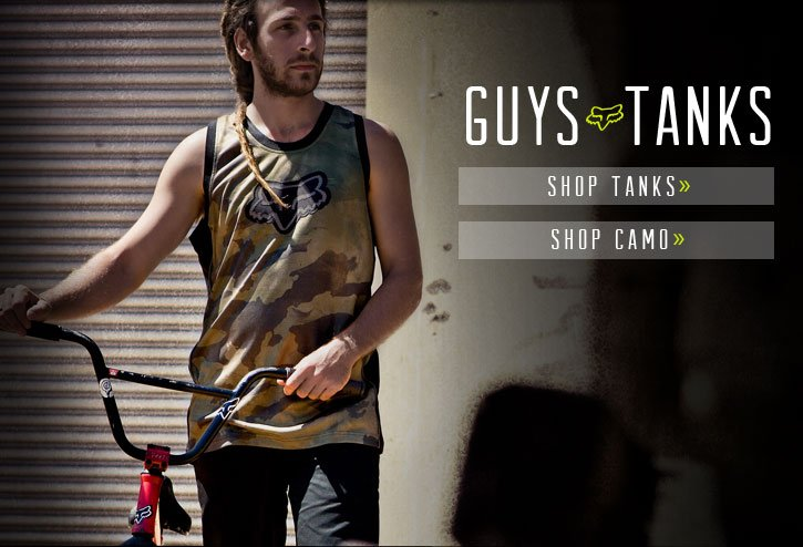 Shop Guys Tanks