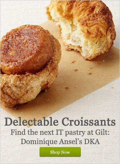 Delectable Croissants - Shop Now
