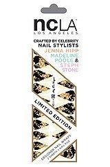 The NCLA x Nailing Hollywood Aly En Vogue Nail Wrap