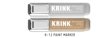 Marc Jacobs | Bookmarc x Krink K-12 Paint Marker