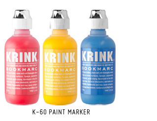 Marc Jacobs | Bookmarc x Krink K-60 Paint Marker