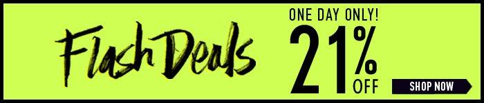Flash Deals - Shop Now