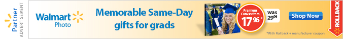 Same-Day Photo Gifts for Grads