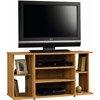 Sauder Oak TV Stand