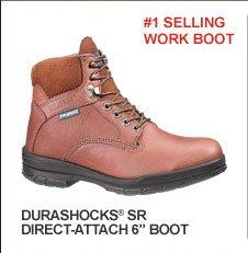 """DuraShocks SR Direct-Attach 6"""""""
