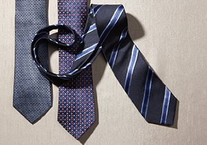 The Gentleman's Closet: Designer Ties