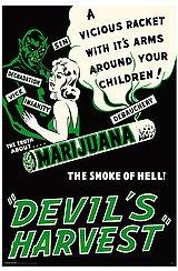 The Devils Harvest Poster