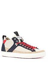 The Trekdance Sneaker in Navy