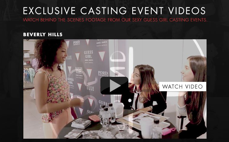 Exclusive casting event: Beverly Hills