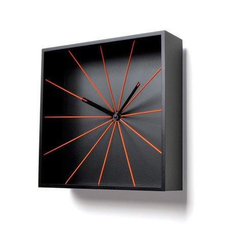 Prospettivo //Black, Orange