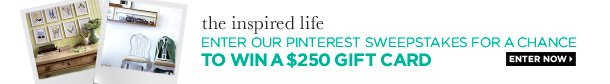 Repin to Win: Enter Pinterest Sweepstakes