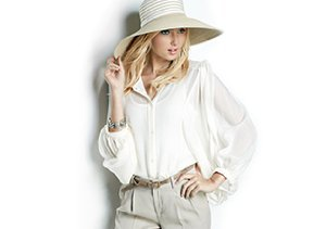 Fedorable & Floppy: Hats by Giovannio