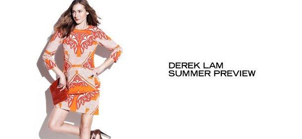 DEREK LAM, Event Ends May 18, 9:00 AM PT >