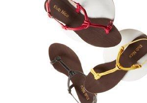Klub Nico Flat Sandals
