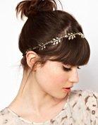ASOS Grecian Leaf Hairband