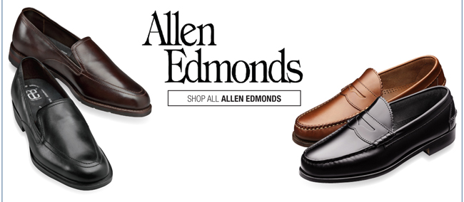 SHOP ALL ALLEN EDMONDS