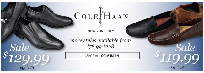 SHOP ALL COLE HAAN