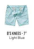 7' Light Blue