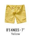 7' Yellow