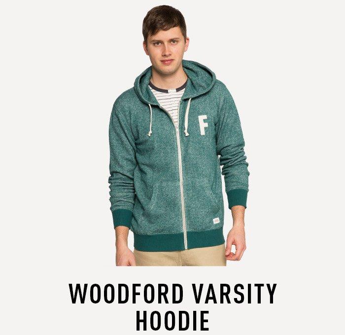 Woodford Varsity Hoodie