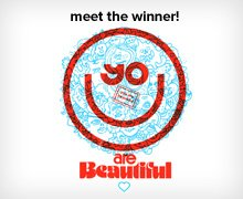You Are Beautiful Challenge - Meet The Winner