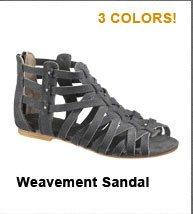 Weavement Sandal