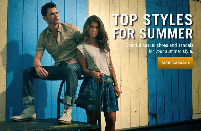 Top Styles for Summer