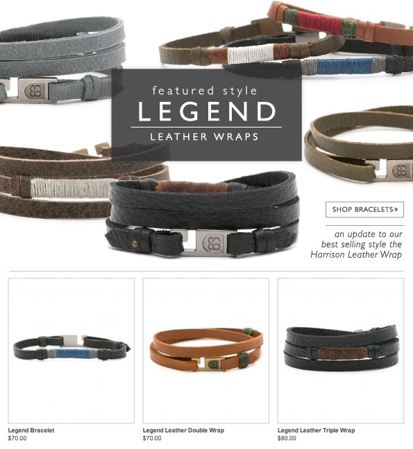 Featured Style | Legend