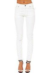 The Tight Slim Jean in Spring White